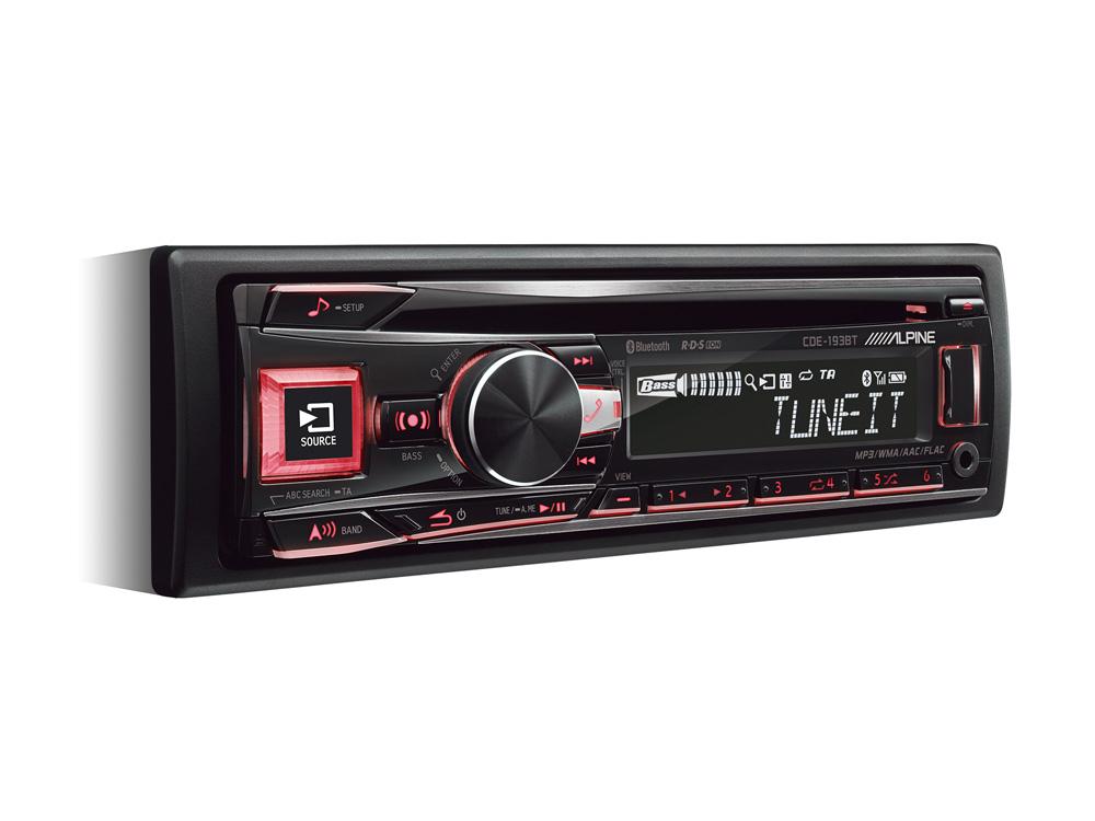 Haut Parleur pour /écouter la Musique en Streaming via Bluetooth AUX pour mod/èles CItroen et Peugeot