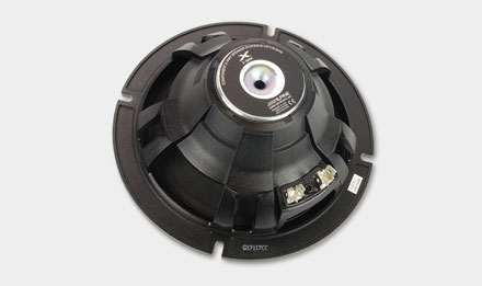 All New Motor Structure - X-Series Speaker X-S65C