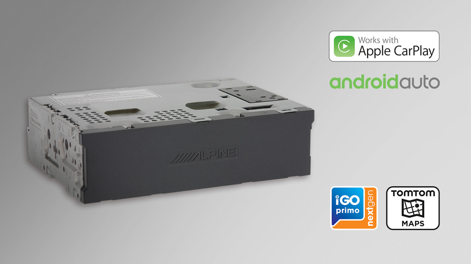 Upgrade Media-Box for 1st Generation Alpine Style system