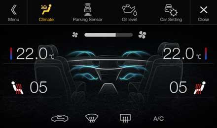 Audi A5: Assistance à la conduite