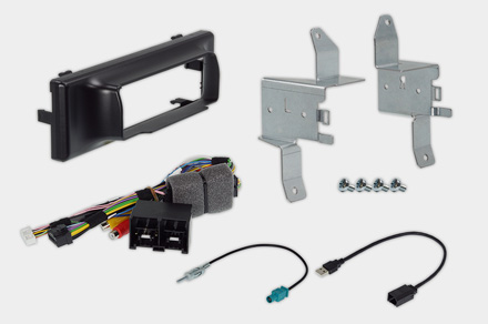 iLX-F903TRA - 1DIN installation kit included