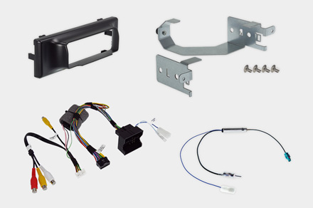 iLX-F903S907 - 1DIN installation kit included