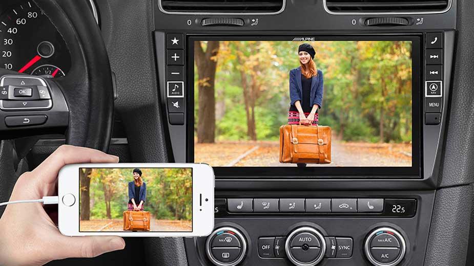Golf 6 - Big Screen Entertainment - X901D-G6