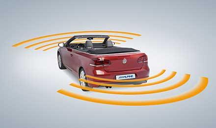 Golf 6 - Parking Sensors - X901D-G6