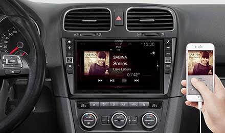 Golf 6 - Connect Your Smartphone - X901D-G6