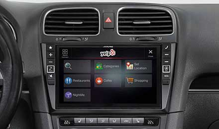 Golf 6 - Alpine Connect - Yelp  - X901D-G6