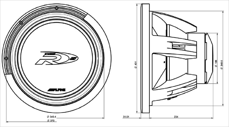 sub wiring diagram kicker wiring diagrams and schematics lifier wiring diagram 2 kicker 40cws124 ps 12 1200w car subwoofers vented sub box